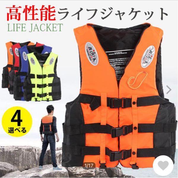 地震、特に津波被害も予想される地域の方は、避難具として、ライフジャケットの様な物も常備されていますか? 釣りが趣味で持っている方は有るとして、新規で用意された方の回答が欲しいです。