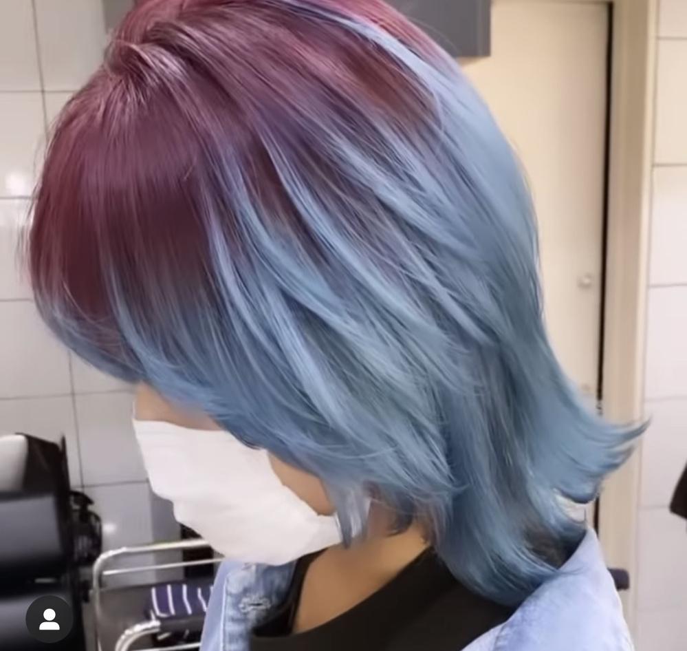 美容院での髪染めについての質問です。 この画像のような(拾い画ですみません)二色、またはそれ以上の色で染めたい場合、追加料金をとられますか?