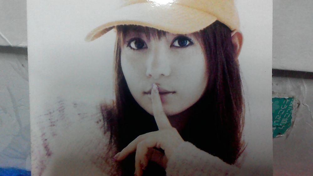 写真で大喜利 こどもの日が人生3度目の誕生日の中川翔子ちゃんだが、 この写真は口に指を一本当ててるが人には言えないしょこたんのとんでもない秘密とは一体何?