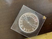 これは東京オリンピック記念硬貨らしいのですが、相場はどのくらいですか?