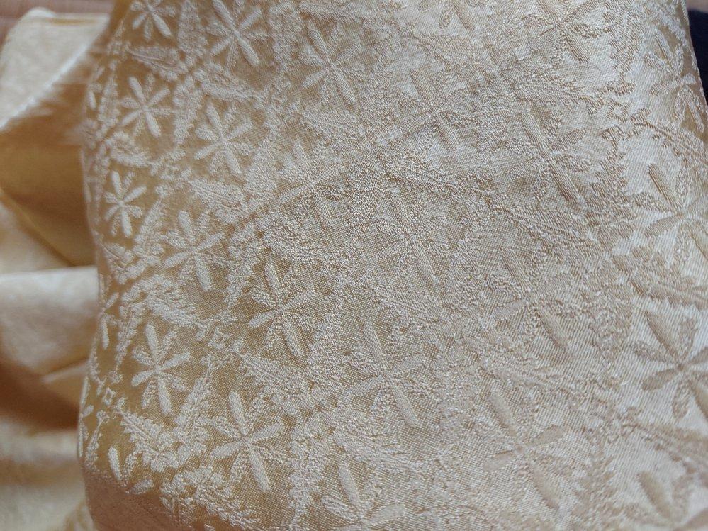 着物の柄についてなのですが、この柄はなんと言う名前でどういう意味がこめられているのか分かる方いらっしゃいますか?