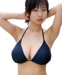 夏目理緒ちゃんは好きですか? 胸の大きさは凄かったですよね?
