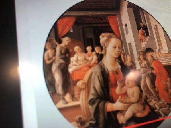 この聖母子像はなんという作品ですか?