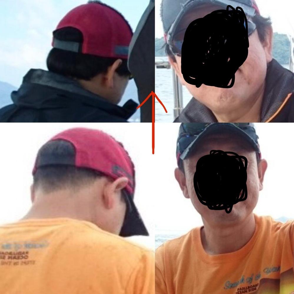 前回散髪してから下→上のように髪が伸びましたが、切った方が良いですか? どちらが良いでしょう?