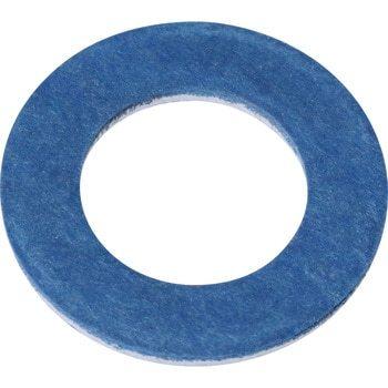 トヨタ純正 オイルドレンパッキン 画像のタイプのドレンパッキンはなぜ青いコーティングがしてあるのですかね? このタイプのドレンパッキンはオイルパンに張り付いて取りにくいですよね。いつ頃から青いコーティングのあるワッシャーになったのでしょうか?