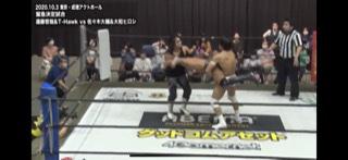 佐々木大輔選手と大和ヒロシ選手がやってるこのツープラトンはなんて技名なんでしょうか?
