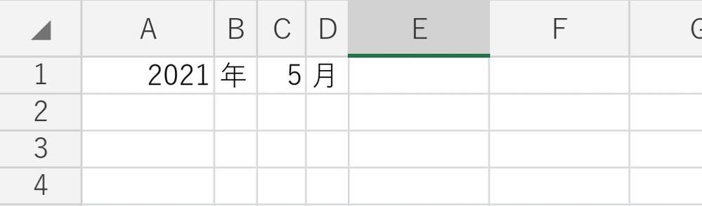 Excel 関数について 以下の値(sheet1に記載されている月)の6ヶ月前の月をsheet2のA1に表示させるには、どのような関数を使えばよいですか?