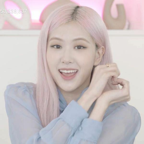 このロゼの髪色っていつのときですか?? BLACKPINK ロゼ rosé