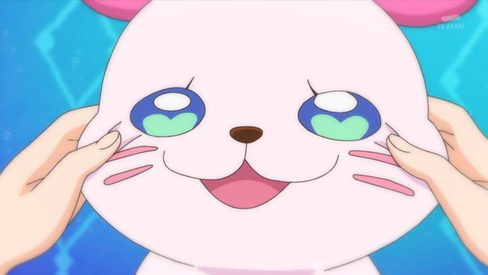 「トロピカル〜ジュ!プリキュア」 今週も『くるるん』は可愛かったですか?(^-^)
