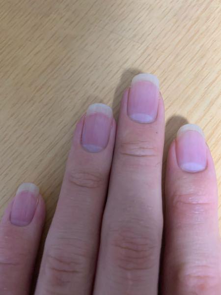 男子です。 女性は爪をよく見ると言いますよね。 今まで気にしてなかったのですが、僕の爪はどう思いますか?手入れとかはしてないです。(整容検査があるので爪は来週の水曜辺りに切ります、すみません)