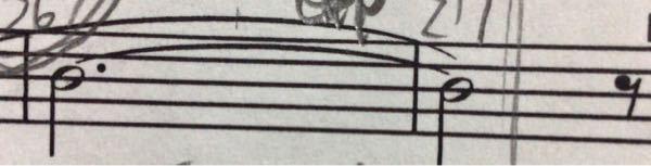楽譜についての質問です。下の写真の音符を8分音符で吹くには何回吹いたらいいのですか?それを確認したいので、 分かる方至急教えてください!