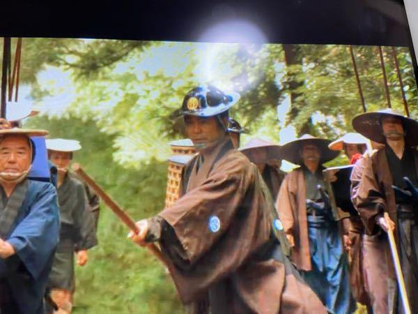 江戸時代の帽子?だと思うのですがこれはなんですか 身分の高そうな人が付けてるので上の人がつける帽子みたいな感じなのでしょうか?