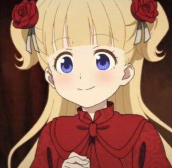 これは誰ですか? アニメの名前と この子の名前が知りたいです