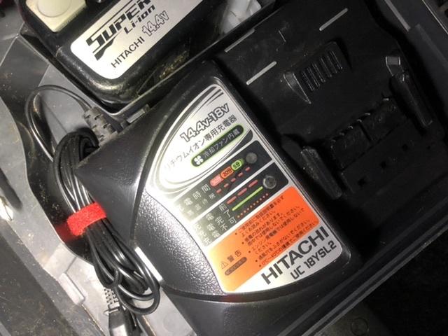 ハイコーキ(日立電機)のバッテリーについて。 結構前にインパクトドライバー(14DBAL2)を購入したのですが、 最近ブロワーが欲しく、ハイコーキの14.4vのものを検討してます。 そこでなんで...