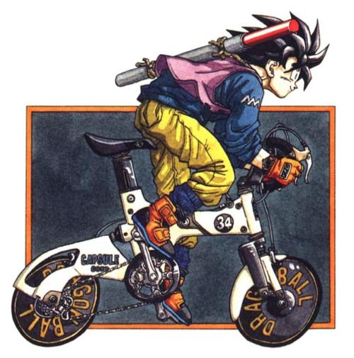 こんなふうに、タイヤのホイールに穴がなくて板みたいになってる自転車って実際にあるんですか? あるとしたら何て名前ですか?
