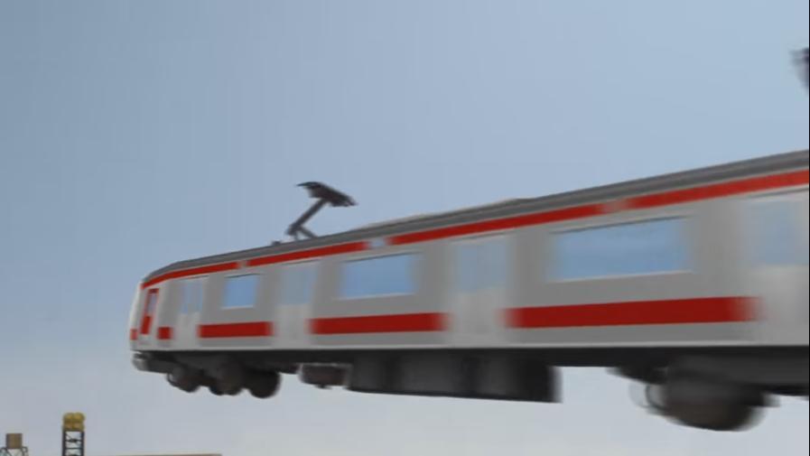 『人型から電車に姿を変え、空のかなたに消えて行ってしまったメガゾードロイド』 数ある特撮作品の中で「乗り物に体を変身または変形できる怪人・怪獣」と聞き、思い浮かべたのはだれですか?