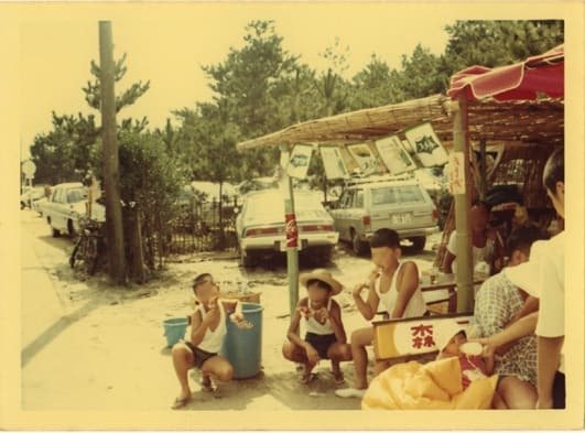 子供の頃の夏休みはどんなふうに過ごしましたか??