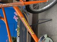 こちらの自転車を知り合いからいただきました!自転車に詳しい方教えてください! よろしくお願いします