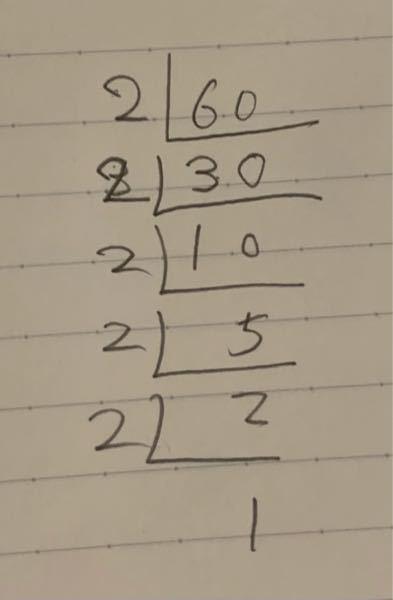 素因数分解のコツを教えてください。 コツというやり方がまず理解できないので解説お願い致します。