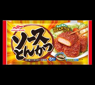 ▲「ソースとんかつ」と白ご飯って合いますか!?(^ω^)