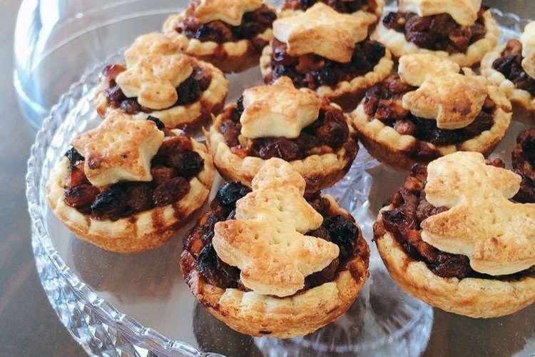 クリスマスにはシナモン香るミンスパイを食べますか??