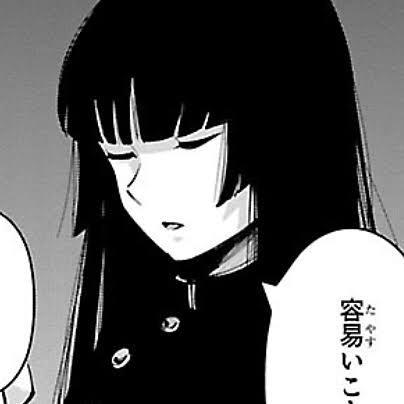 黒髪のロングのこの女の子どの漫画に出てくるか教えて下さい。