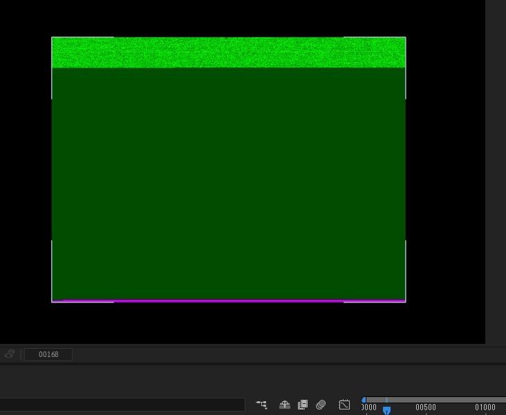 アフターエフェクトを使用しているのですが MP4の動画を読み込みすると画像のようになり何も映りません。 アフターエフェクトのバージョンは最新なのですが なぜかわかる方は原因を宜しくお願いします。
