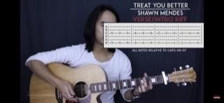 ギターでこれの見方はどう見ますか?