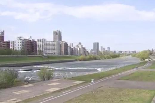 これは、どこの何川ですか?