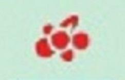 パソコンをよくやってる人は こんなマーク、よく見ますか? 花びらのようなアイコン。 タスクバーのところによく出てくる。