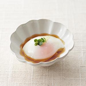 温泉卵には何をかけて食べますか?