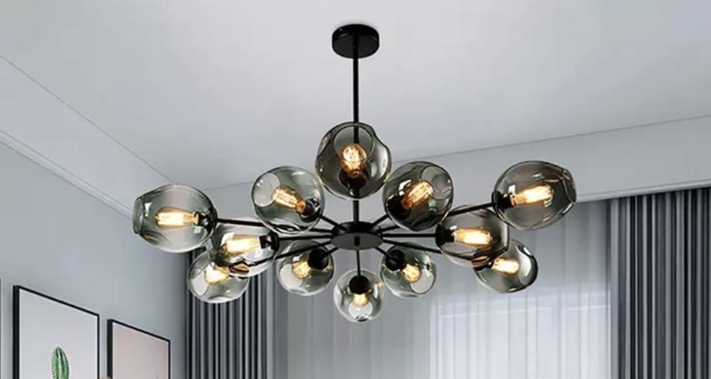 このような照明は普通のシーリングに設置できますでしょうか?
