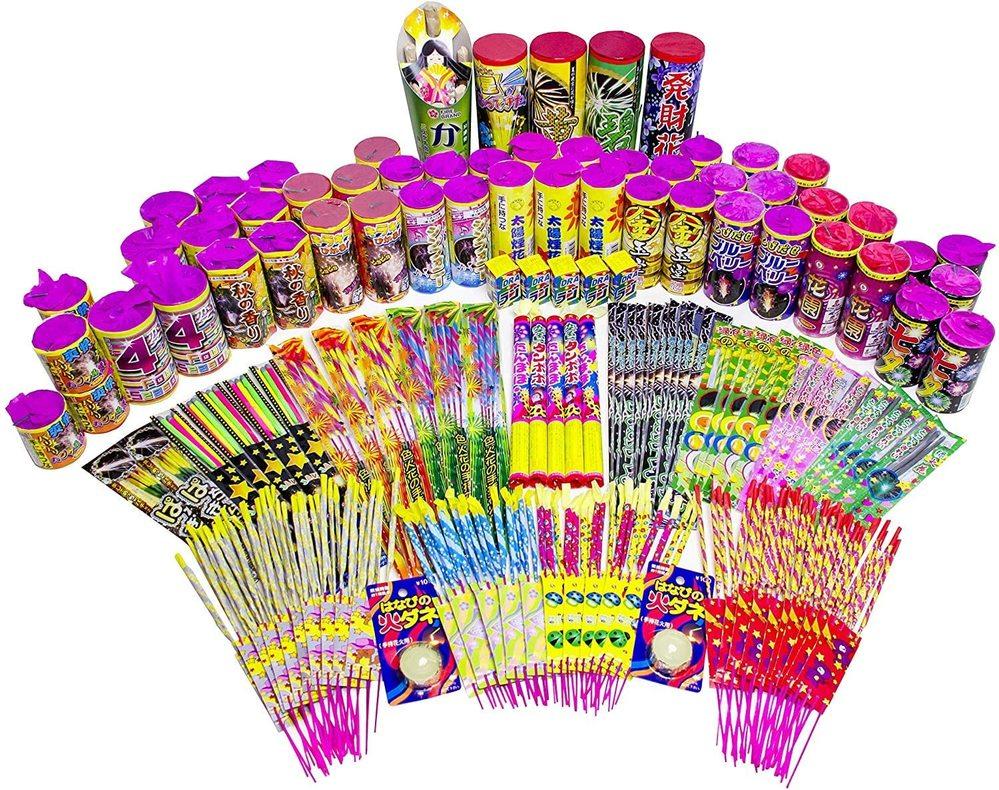 子供の頃 どんな花火が好きでしたか??