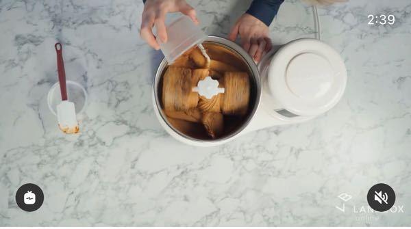 インスタで見つけたのですが、このサイズのプラリネローラーは何処で手に入れられるかわかる方いますか? 製菓 パティシエ アーモンドプラリネ ノワゼットプラリネ キャラメル