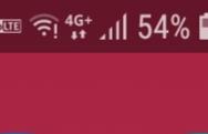 スマホの表示が画像の状態です。 この場合、自宅Wi-Fi使ってますか? それともスマホのG使ってますか? 扇横のビックリマークは何を意味してますか?