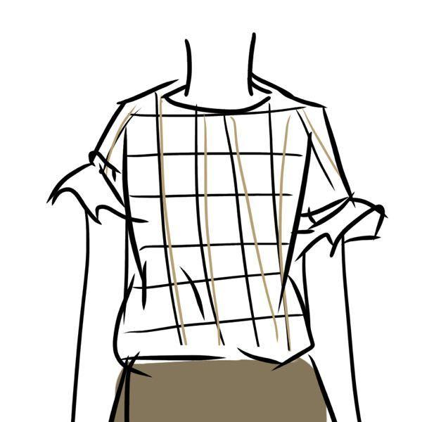 このようなコーデはダサいですか? axesの服です 中学生です