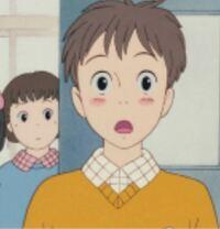 ジブリキャラクターだと思われるのですがこの子の名前は何ですか?