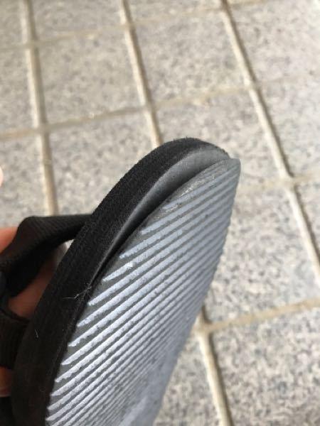 ビーチサンダルのような質のサンダルの底が剥がれてきました。まだ新しく何程も履いてないので捨てるのも勿体無くて、市販の接着剤で補修できますか? できそうならどんな接着剤を使えば良いか教えて頂けます...