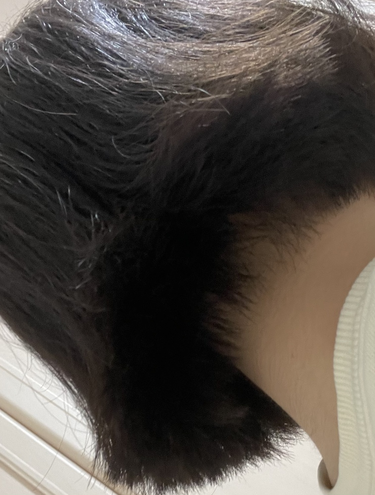 このようにボブにしたら毛先が広がるようになってしまいました。対処法などありますか?