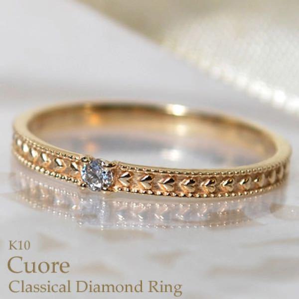 20歳の男性がこの指輪のホワイトゴールドをつけるのは変でしょうか?