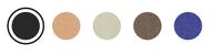 パーソナルカラーがオータムの人はこの中で何色が一番似合うと思いますか?
