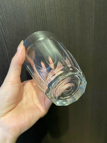 ダイソーのガラスコップで 底に雫が二つあるマークがついているのですが このコップの製造元?メーカー?さんは どこだか分かりますか?