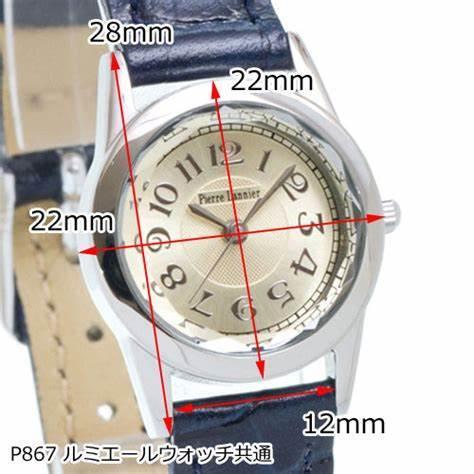 画像のような、小ぶりかつ見やすい文字盤のレディース腕時計を探しています。 5千円~10万円くらいで、お勧めありませんか?
