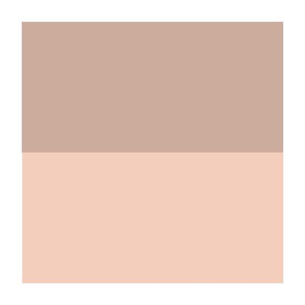 日焼け止めを毎日塗っているのですがなかなか肌が白くなりません、上が私の肌の色で下が理想の肌の色です 日焼け止めを塗り始めて2年くらい経ちました。 ちなみにIbis paintと言うアプリで足の写真を長押しして、インク?の色をスクリーンショットしました。 足の色です。