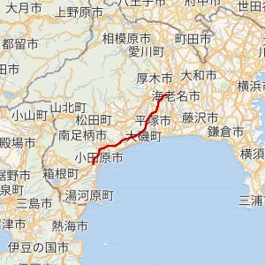 東名高速道路が小田原・熱海経由だったら6車線区間は東京~小田原間となるのですか?