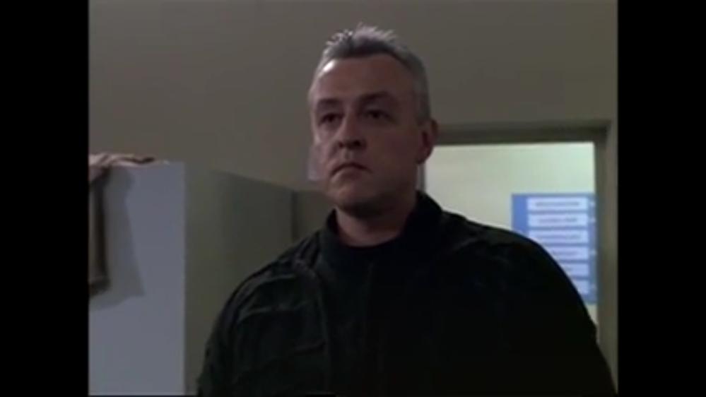 この人が殺人鬼の映画のタイトル分かりますか?