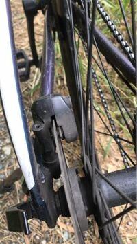 ディスクブレーキの自転車に乗っていますがやたら後ろばかり減ります!後ろは減りやすいでしょうか!?