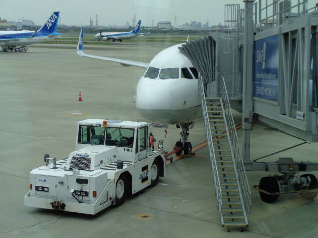 この航空機は何という名前の機種ですか?
