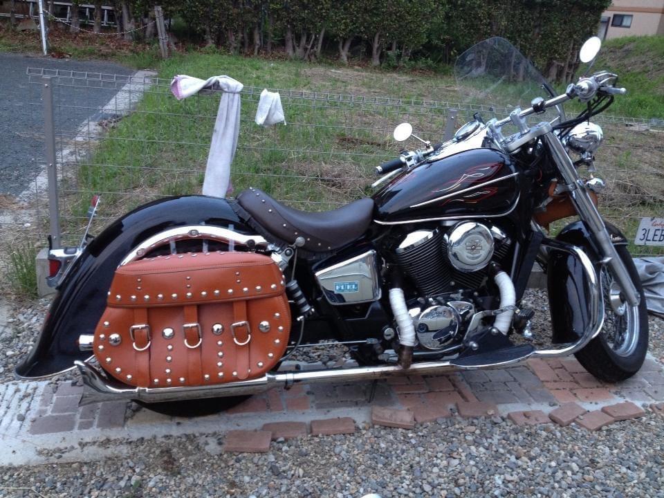 このバイクの名前分かりますか?