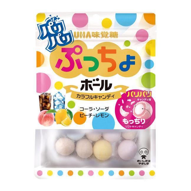 しゅわしゅわ超炭酸ぷっちょボールというお菓子を探しているのですが、 まだ売っていますか? 色んなところ回って探しても見つからなくて… 最終手段としてamazonを使おうと思っています。 私自身がまだ子供なので使うのが怖いからです。